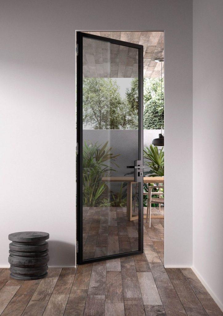 Next Glass Door By Albed
