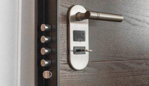 Механизъм за входна врата